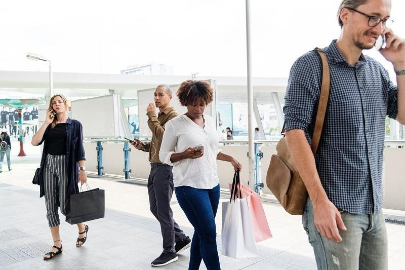 Location based services @ Retailers